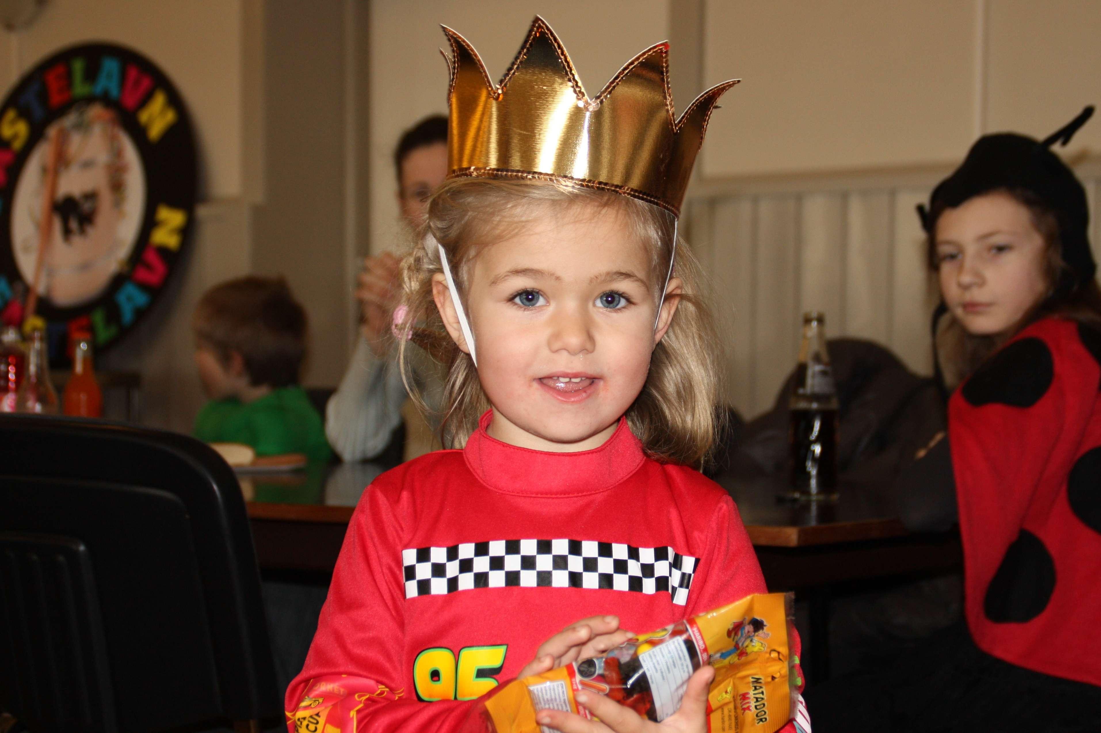Konge for de små: Natasha