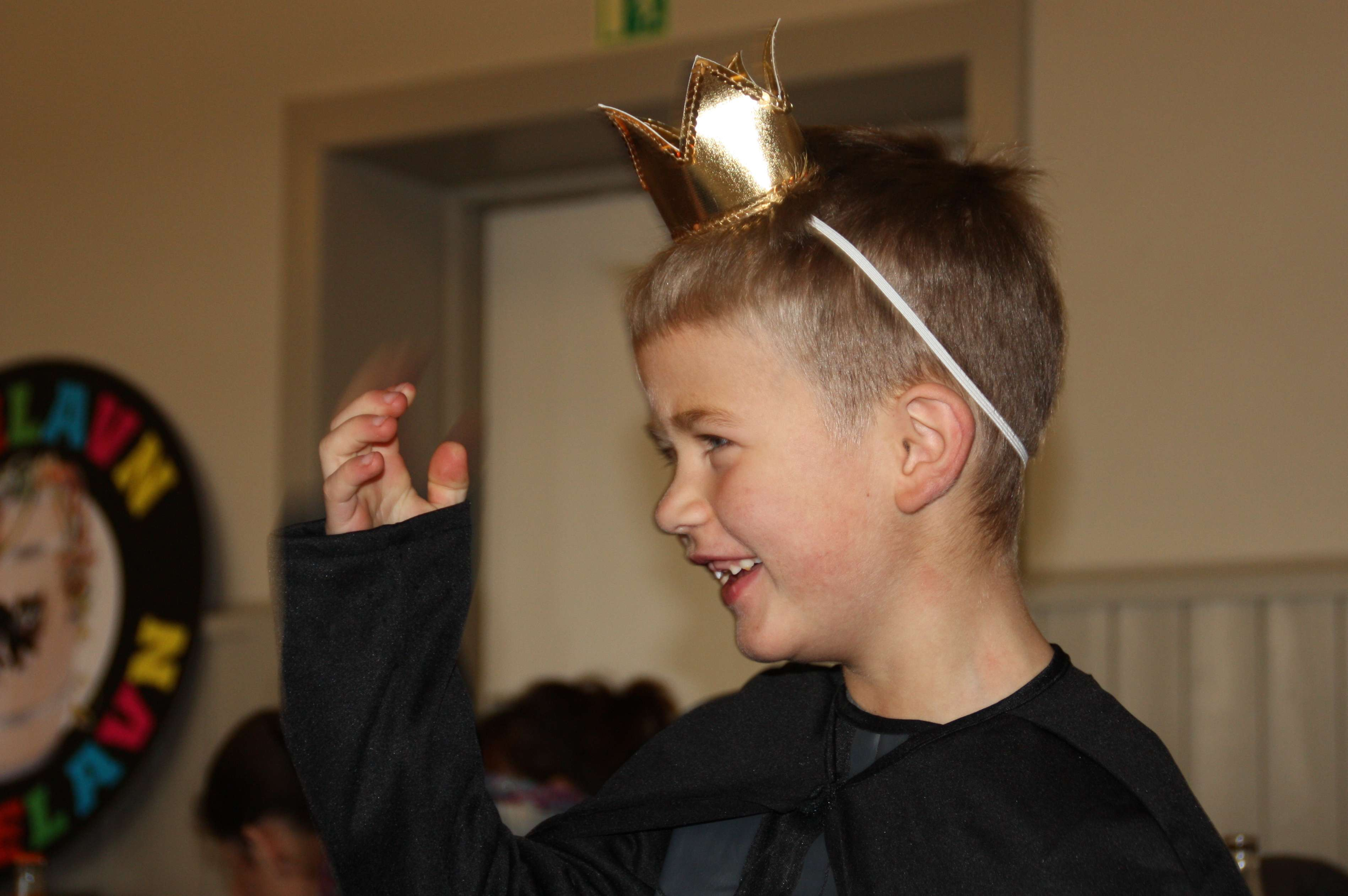 Dronning for de store: Lucas